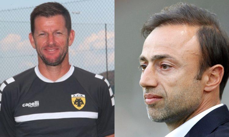 Ενίσχυση με προπονητή από την ΑΕΚ για τον Παναθηναϊκό