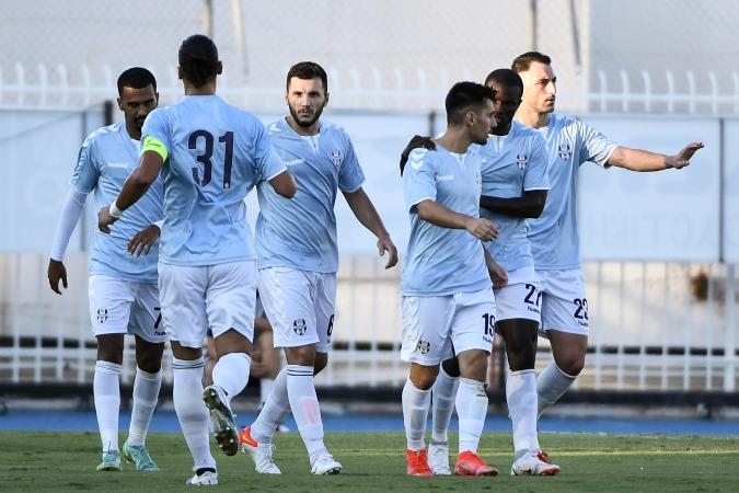 Τρία γκολ σε ένα ημίχρονο στο Περιστέρι ο Απόλλων Σμύρνης!