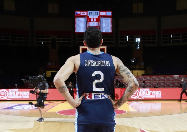 «Έκλεισε» σε ομάδα της Basketleague ο Χρυσικόπουλος!