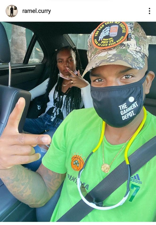 Παναθηναϊκός: Ο Ραμέλ Κάρι φοράει ακόμη τα «πράσινα» (pic)