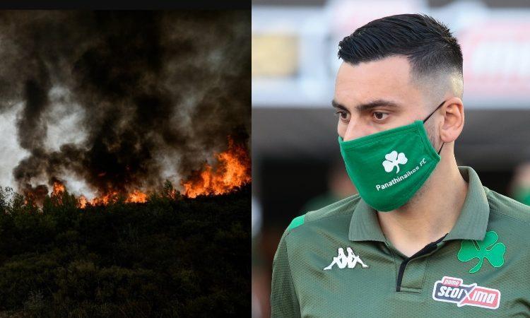 Δώνης: «Κάψατε όλη τη χώρα και πιστεύετε σε δεξιές και αριστερές!»