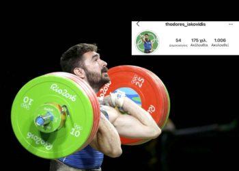 Απίστευτο: Ο Ιακωβίδης ξεπέρασε τους 175.000 followers σε μια μέρα! (pic)