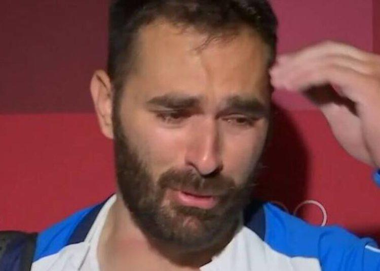 Ιακωβίδης: «Σκέφτομαι να συνεχίσω την άρση βαρών!»