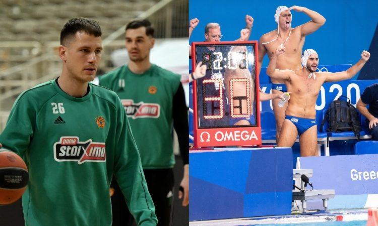 «Αντίπαλος» της ελληνικής ομάδας Πόλο ο Νέντοβιτς! (pic)