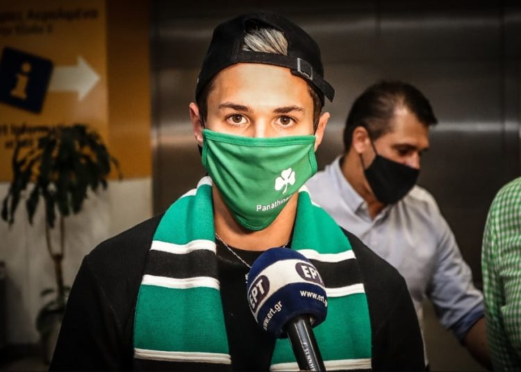 Φουλ στο πράσινο ο Βιτάλ, «φτιάχτηκε» από το αεροδρόμιο για Λεωφόρο! (pics)
