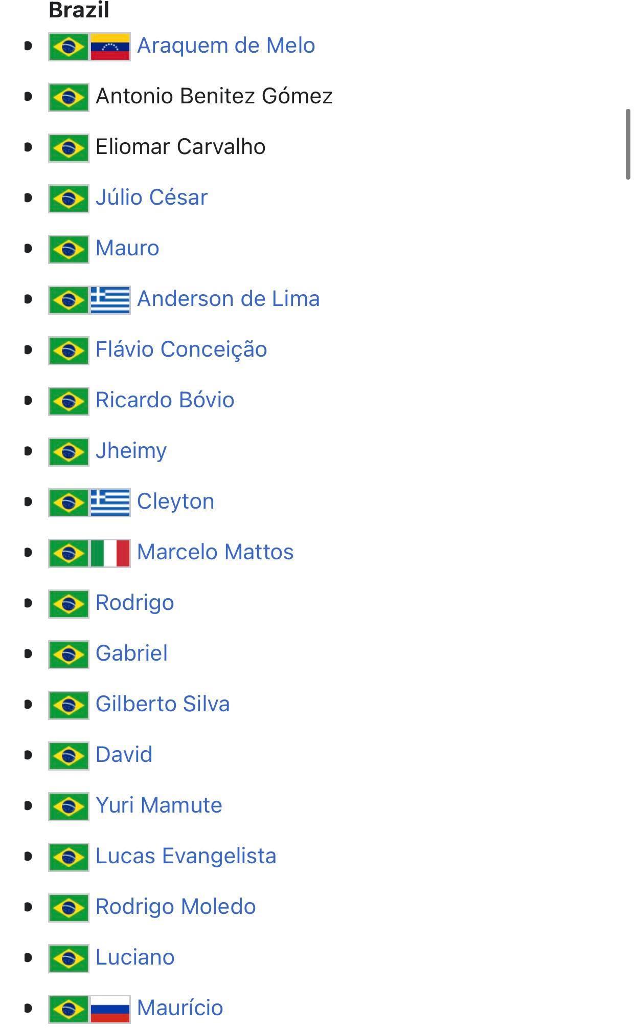 Βιτάλ, ο 21ος Βραζιλιάνος του Παναθηναϊκού!