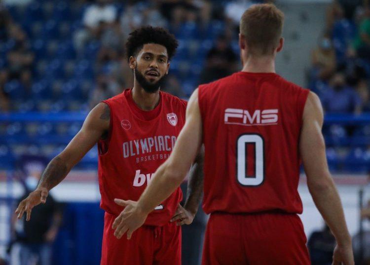 Βάζει «φωτιά» στην Basket League ο Ολυμπιακός!