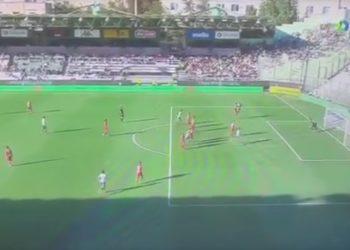 Καρλίτος ξανά, 5-1 ο Παναθηναϊκός (δείτε το γκολ)