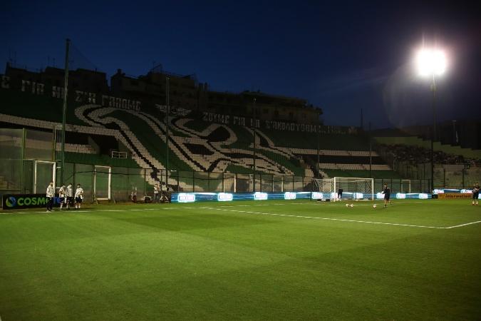 «Χαλί» η Λεωφόρος: Το κόστος των εργασιών που μεταμόρφωσαν το γήπεδο