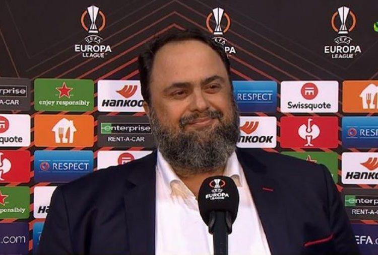 Μαρινάκης: «Μεγάλο παιχνίδι την Κυριακή - Πρέπει να κερδίσουμε τον Παναθηναϊκό»