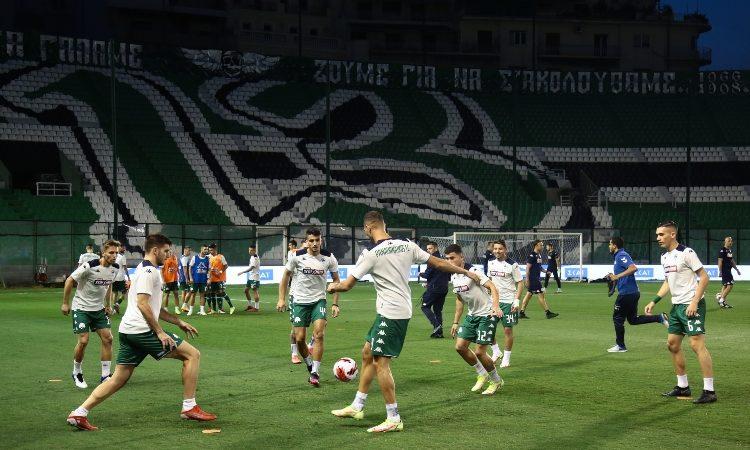 Σλοβένοι έκαναν θέμα για το ευρωπαϊκό ban του Παναθηναϊκού! (pic)