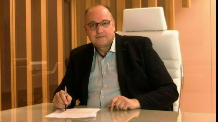 ΕΟΚ: Νέος πρόεδρος ο Λιόλιος