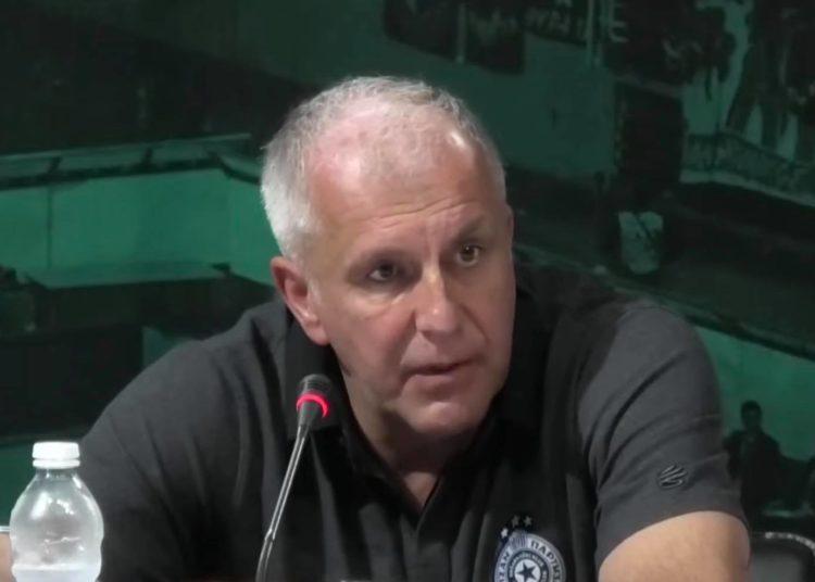 Ομπράντοβιτς: «Μέχρι το τέλος της ζωής μου θα μου λείπει ο Παύλος Γιαννακόπουλος!»
