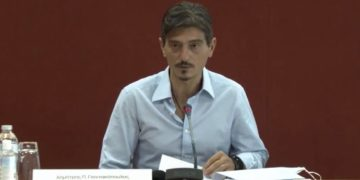 Η ομιλία του Γιαννακόπουλου για το Βαρυμπόμπη Reset (vid)
