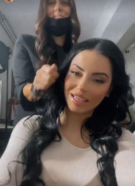 Δήμητρα Αλεξανδράκη: Η μεγάλη αλλαγή που έκανε στα μαλλιά της (pic)