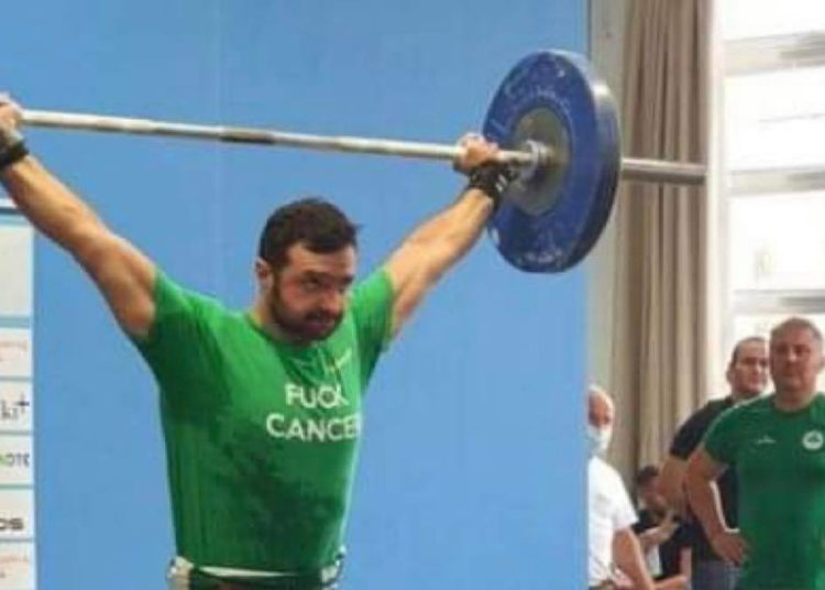 «Τσάκισε» τον καρκίνο αθλητής του Παναθηναϊκού