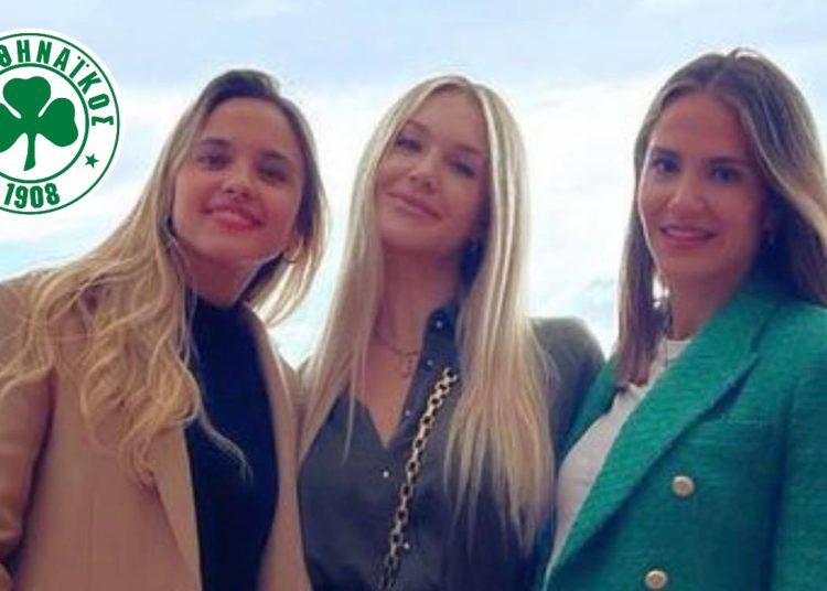 Panathinaikos Girls: Η άχαστη «τριάδα» του Τριφυλλιού!