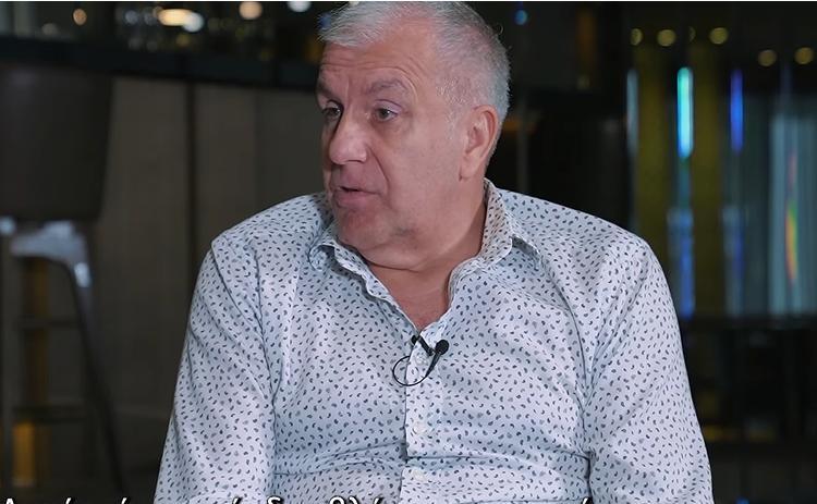 Ομπράντοβιτς: «Πίσω στον Παναθηναϊκό; Ποτέ μη λες ποτέ» - Οι ατάκες για Γιαννακόπουλους, Διαμαντίδη