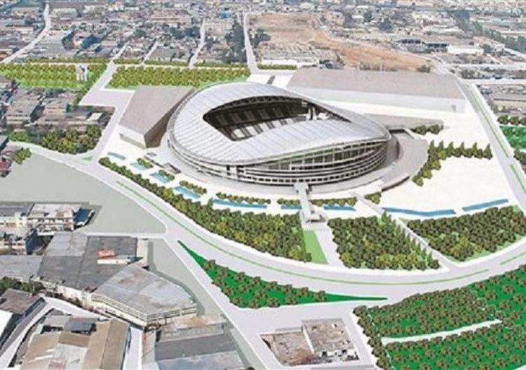 Νικολογιάννης: «Αυτή είναι η πιο κομβική συμφωνία για το γήπεδο»