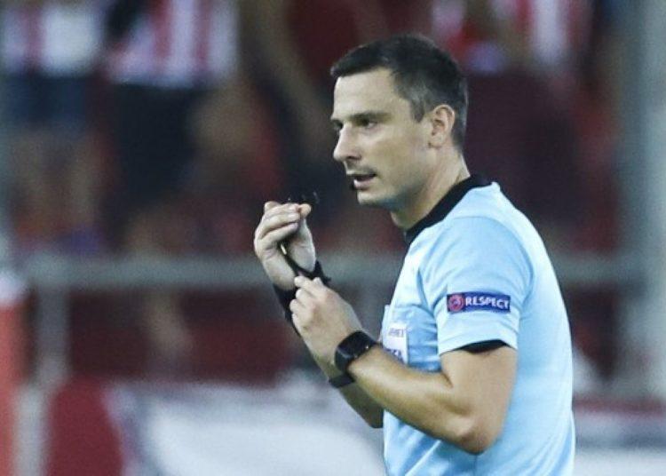 Βίντσιτς: Όταν ο διαιτητής του Ολυμπιακός - Παναθηναϊκός είχε συλληφθεί σε βίλα οργίων (vid)